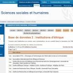 2012, l'association ETIC référencée à l'UNESCO, dans le domaine TIC éthique